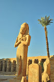 Karnak temple, Egypt Royalty Free Stock Image