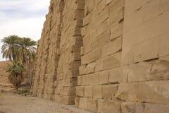 Karnak temple Egypt stock images