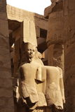 Karnak temple Egypt Stock Image