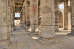 Karnak temple, Luxor royalty free stock photography