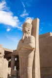 Karnak Temple in Luxor Royalty Free Stock Photos