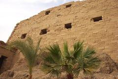 Karnak temple in Luxor, Egypt stock photos