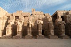 Karnak Temple - Luxor, Egypt, Africa Stock Photo