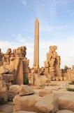 Karnak Temple - Luxor, Egypt, Africa Royalty Free Stock Images
