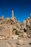 Karnak temple, Luxor, Egypt. (Ancient Thebes with its Necropolis stock photo