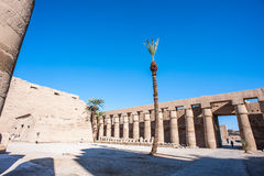 Karnak temple, Luxor, Egypt Stock Photo