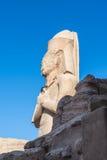 Karnak temple, Luxor, Egypt royalty free stock photography