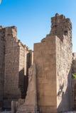 Karnak temple, Luxor, Egypt Stock Images