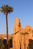 Karnak Temple in Luxor, Egypt Royalty Free Stock Photography