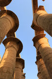 Karnak Temple in Luxor, Egypt Royalty Free Stock Photo