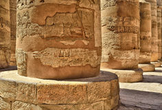 Karnak Temple, Luxor, Egypt Stock Photography