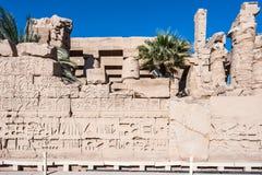 Karnak temple, Luxor, Egypt. Obelisk of the Karnak temple, Luxor, Egypt (Ancient Thebes with its Necropolis royalty free stock image