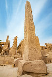 Karnak Temple. Luxor, Egypt Royalty Free Stock Photography