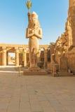 Karnak Temple, Luxor, Egypt Stock Photo