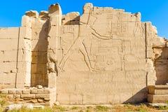 Karnak Temple, Luxor, Egypt Royalty Free Stock Photo