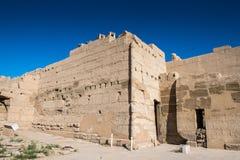 Karnak temple, Luxor, Egypt. Ruins of the Karnak temple, Luxor, Egypt (Ancient Thebes with its Necropolis stock photo