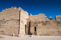 Karnak temple, Luxor, Egypt. Ruins of the Karnak temple, Luxor, Egypt (Ancient Thebes with its Necropolis royalty free stock photography