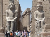 Karnak Temple Luxor Stock Photography