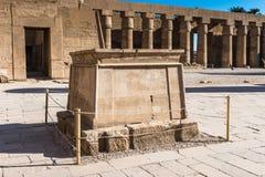 Karnak temple Stock Images