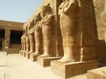Karnak Temple ruins, Egypt Royalty Free Stock Photography