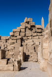 Karnak temple Stock Photography