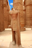 Karnak Temple ( Thebes ) in Luxor. Egypt Stock Images