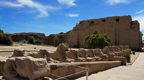 Karnak Stock Image