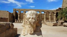 Karnak Stock Images