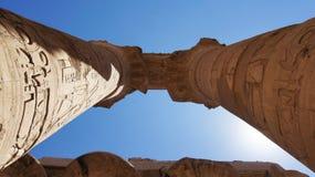 Karnak Royalty Free Stock Photo