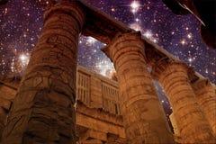 Karnak y estrella que forman la región LH95 (elementos de este furn de la imagen Fotos de archivo libres de regalías