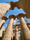 Karnaktempel Royalty-vrije Stock Afbeeldingen