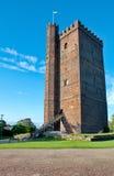 Karnan tower in Helsingborg Stock Image
