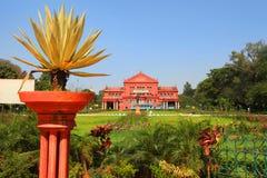 Karnataka-Staatszentralbibliothek, BANGALORE stockbilder
