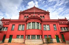 Karnataka state library, India Royalty Free Stock Photos