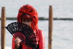 karnawałowy Wenecji zdjęcia stock