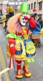 Karnawał Basel - kolor zdjęcia royalty free