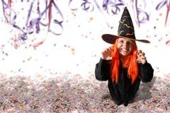 Karnawał lub Halloween obrazy royalty free
