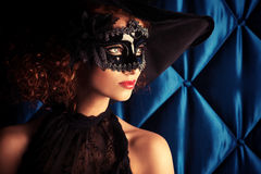 Karnawał maska obraz royalty free