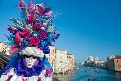karnawał maskuje Venice zdjęcie stock