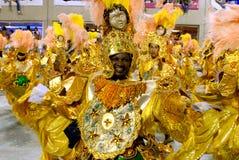 karnawałowa parada Obrazy Royalty Free