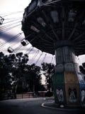 Karnawałowa przejażdżka w Johannesburg zdjęcie stock