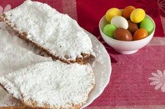 Karnawałowi i Wielkanocni cukierki zdjęcie royalty free