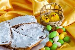 Karnawałowi i Wielkanocni cukierki obrazy stock