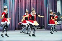 Karnawałowi princesses obraz royalty free