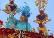 Karnawałowy Brazil zdjęcie stock