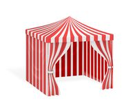 Karnawałowy namiot dla plenerowej partyjnej wydarzenie ilustraci ilustracja wektor