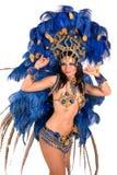 karnawałowy tancerz Obrazy Royalty Free