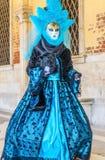 karnawałowy Venice Zdjęcie Royalty Free