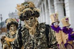 karnawałowy Venice fotografia royalty free