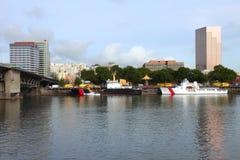 karnawału festiwal Portland wzrastał Obraz Royalty Free